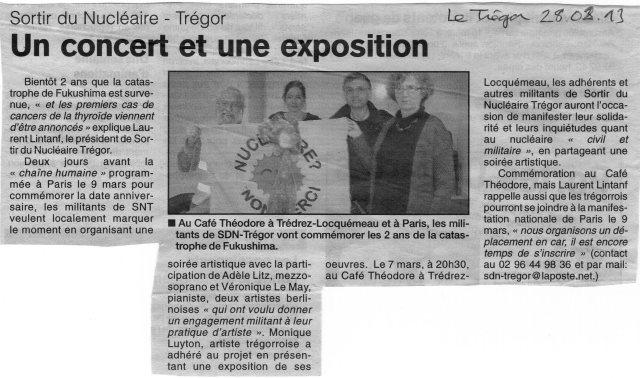 Le Trégor 28-02-13
