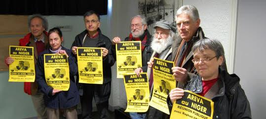 la conférence de presse du 8 Avril - Photo Le Télégramme
