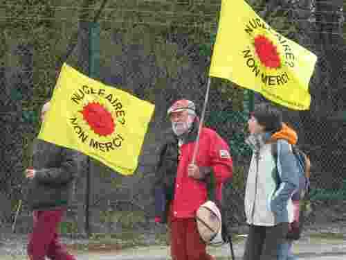 Première sortie pour les drapeaux de SDN-TREGOR