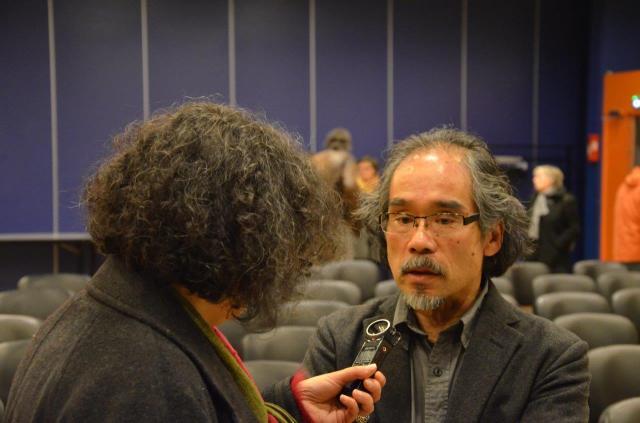 Kolin KOBAYASHI, journaliste indépendant