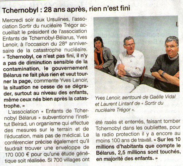 Ouest-France 26-04-14