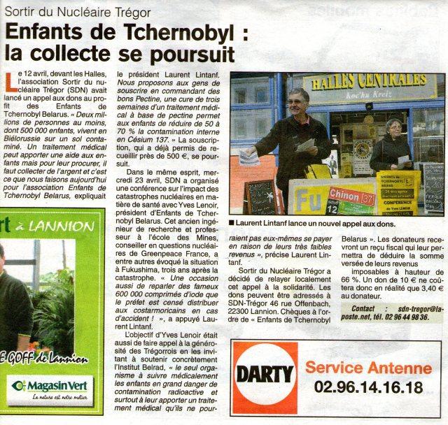 Le Trégor 08-05-14