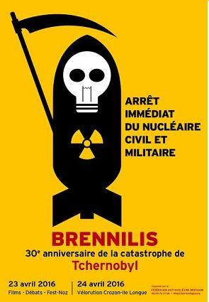 Affiche Brennilis R